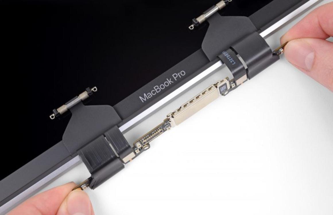 MacBook Pro schermproblemen