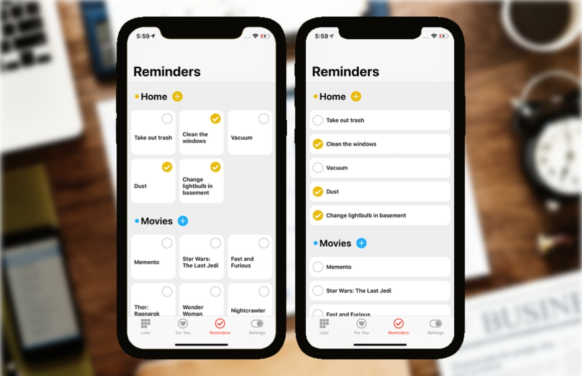 5 redenen waarom Memento de beste taken-app voor je iPhone is