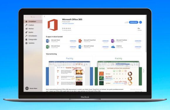 Microsoft Office komt naar Mac App Store, en waarom dat belangrijk is