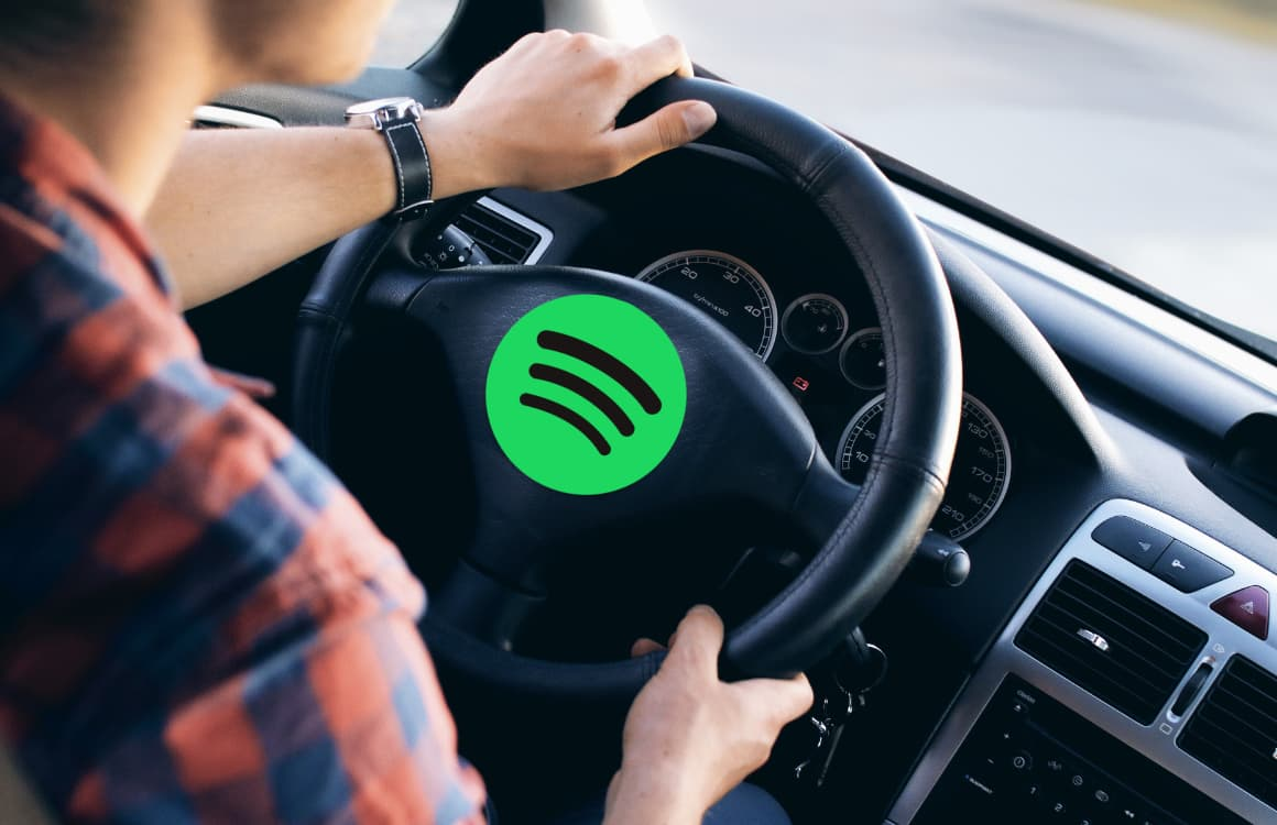 Spotify verbetert autofunctie met nieuwe 'Car View'-modus