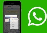 Waarom WhatsApp je straks waarschuwt voor doorgestuurde berichten