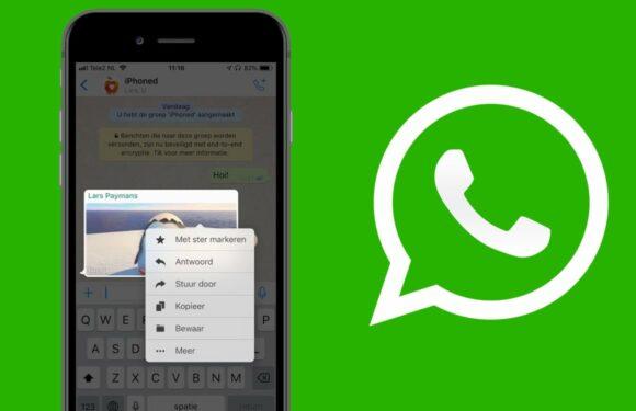 WhatsApp perkt doorstuurfunctie verder in om nepnieuws te bestrijden