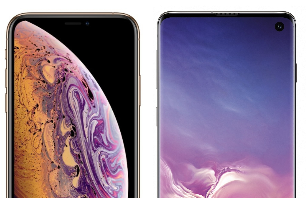 iPhone XS vs Samsung Galaxy S10: Specs, camera, design en meer vergeleken