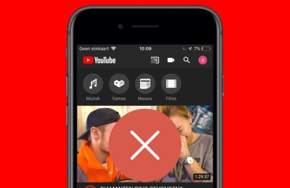 Zo zet je automatisch afspelende YouTube-video's uit