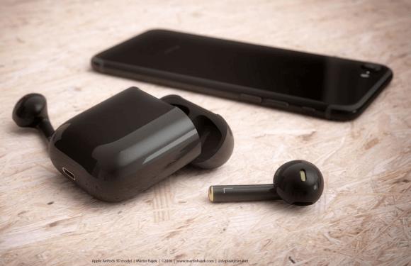 'Nieuwe AirPods krijgen zwarte kleur, meer grip en betere geluidskwaliteit'