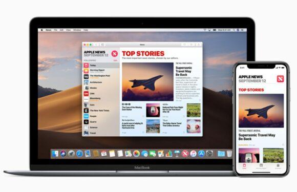 'Apple-nieuwsdienst om onbeperkt kranten te lezen komt ook naar de Mac'