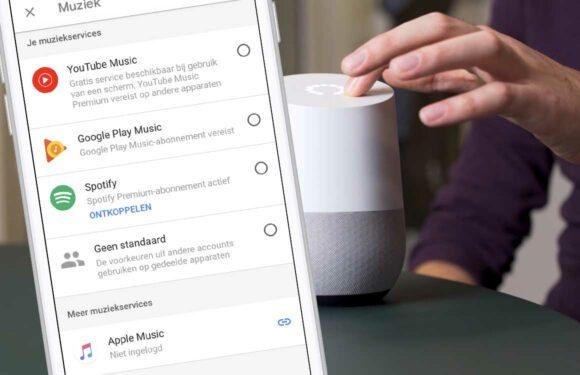 Waarom het logisch is dat Apple Muziek naar Google Home komt