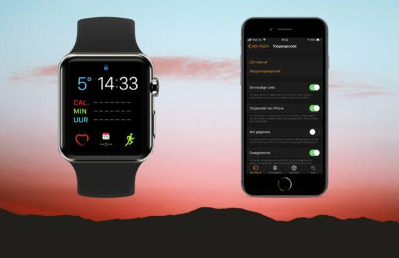 Tip: je Apple Watch ontgrendelen met je iPhone doe je zo