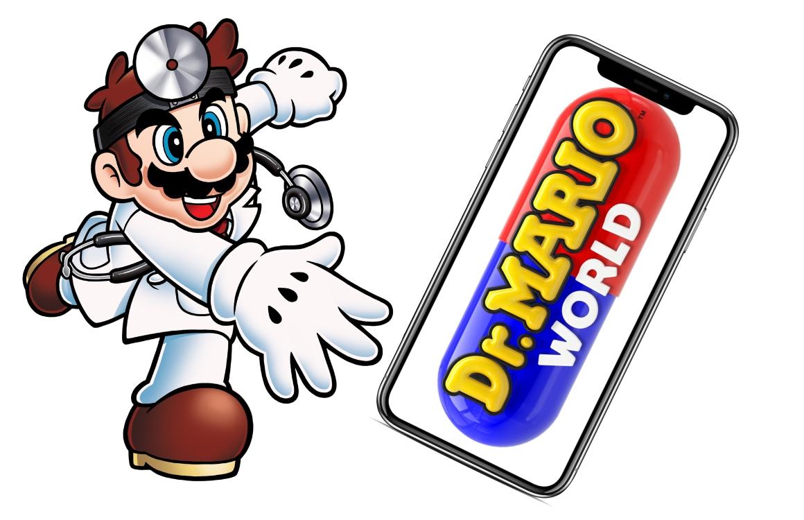 Dr. Mario World verschijnt op 10 juli voor iOS: dit moet je weten