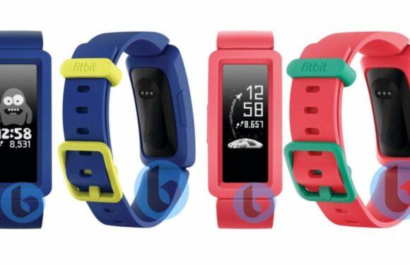 'Fitbit krijgt kinderen de speelplaats op met kleurrijke activiteitstracker'