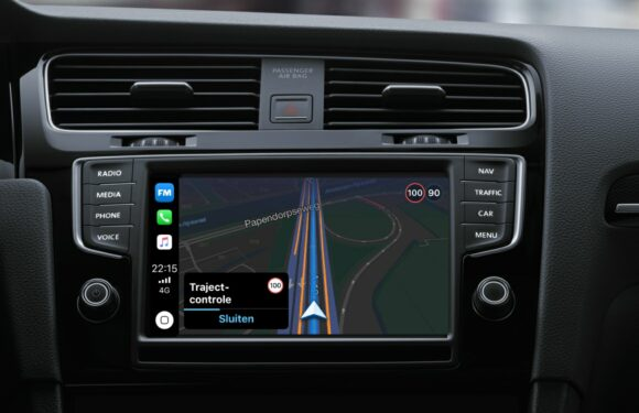 Flitsmeister ondersteunt nu Apple CarPlay: zo werkt het