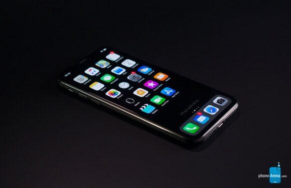 Concept: zo kan de iPhone 2019 met de Dark Mode van iOS 13 eruitzien