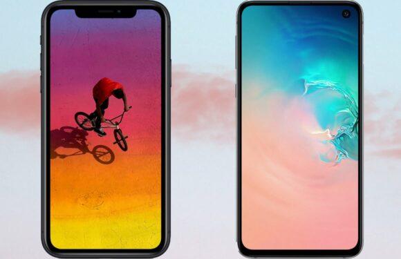 iPhone XR vs Galaxy S10e: design, specs, camera en meer vergeleken
