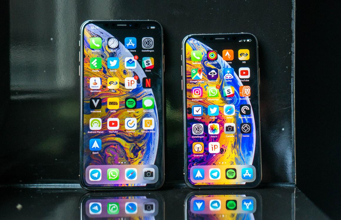 'Apple schrapt walkietalkie-functie voor iPhones om offline berichten te sturen'