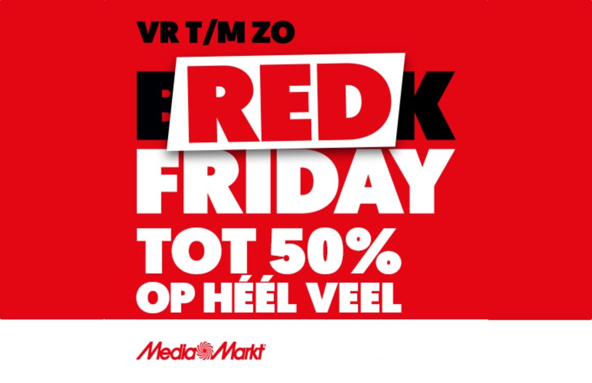 Red Friday bij MediaMarkt: de beste Apple-deals op een rijtje