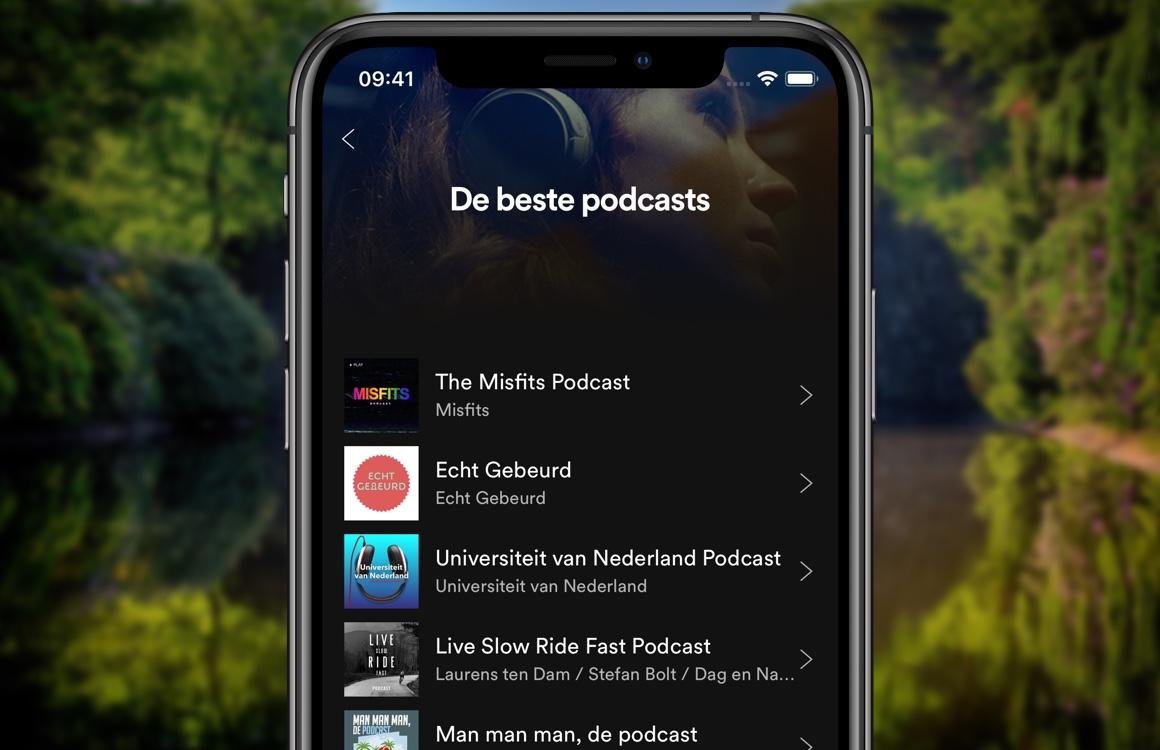 Spotify voegt persoonlijke advertenties toe aan podcasts: zo ontloop je de reclames