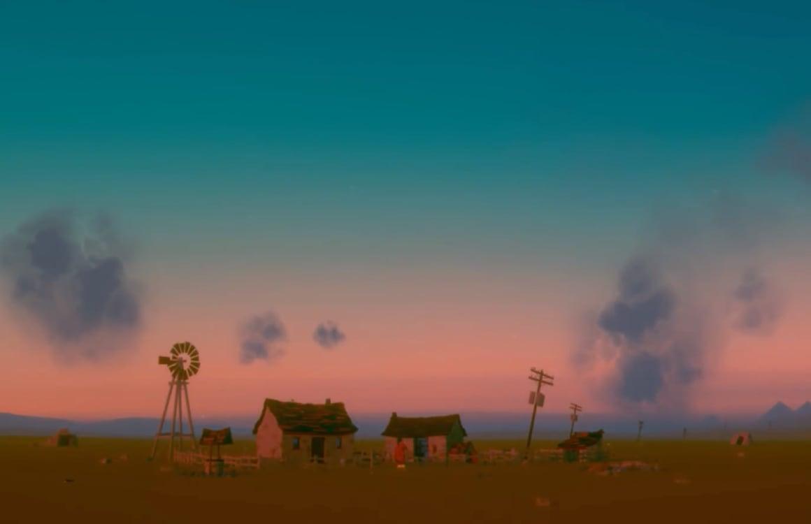 The Stillness of the Wind is een sombere game met een verhaal