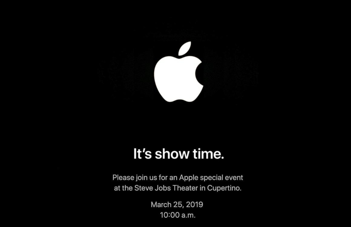 Officieel: Apple-event op 25 maart met Apples tv-dienst en meer