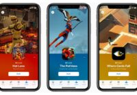 'Gamingdienst Apple Arcade gaat 4,99 dollar per maand kosten'