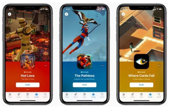 'Gamingdienst Apple Arcade gaat 4,99 dollar per maand kosten'