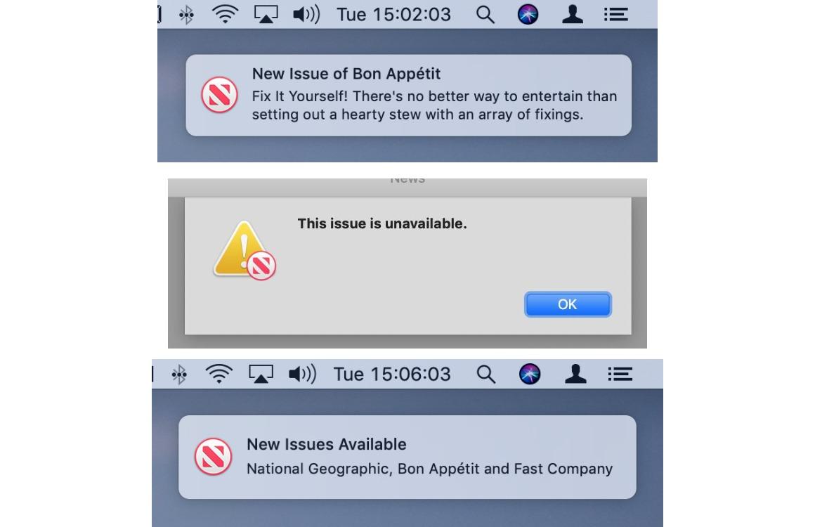 Apple-nieuwsdienst Mac