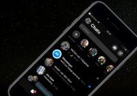 Zo gebruik je de donkere modus van Facebook Messenger nu al