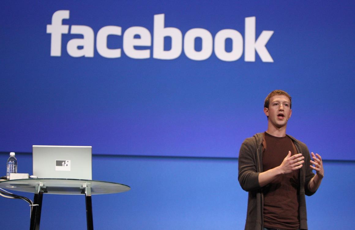 """Zuckerberg: """"Facebook wordt sociaal medium met focus op privacy"""""""