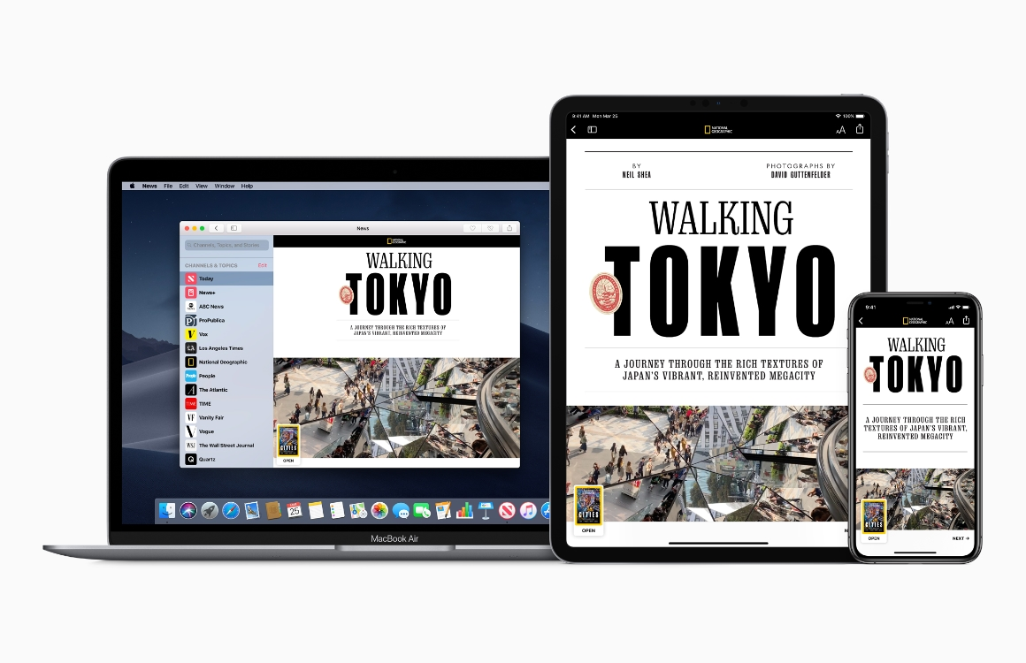 Tip: Zo lees je Apple News (Plus) in Nederland