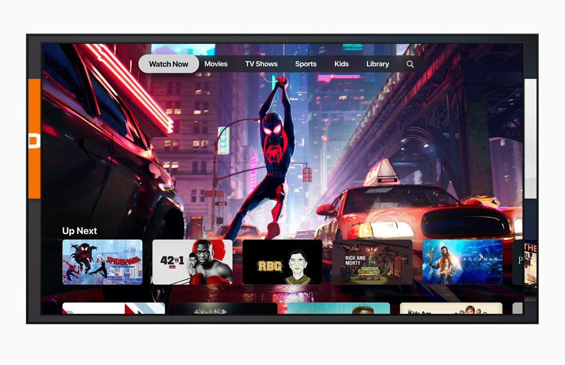 Apple TV Plus officieel