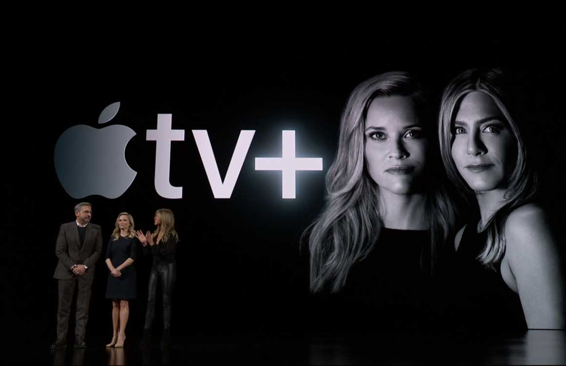 Apple TV Plus aanbod