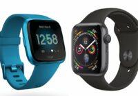 Apple Watch Series 4 vs Fitbit Versa Lite: premium en budget-smartwatch vergeleken