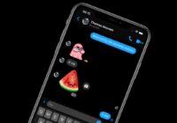 Zo gebruik je de donkere modus van Facebook Messenger