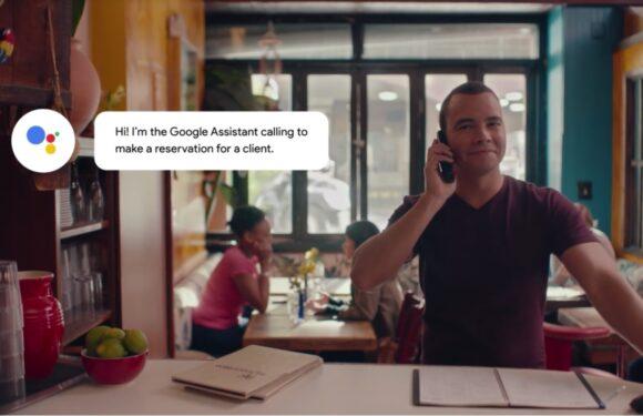 De Google Assistent kan straks telefoongesprekken voor jou voeren