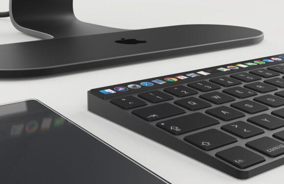 iMac 2019 concept
