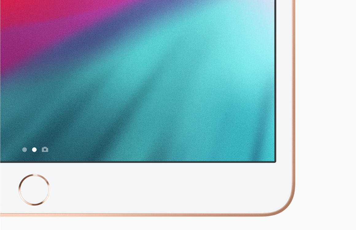 'iPad 2019 verschijnt dit najaar met groter 10,2 inch-scherm'