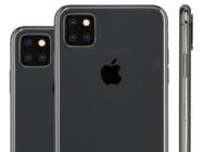 'Apple kiest voor vierkante camerabult op iPhone 2019 met drie camera's'