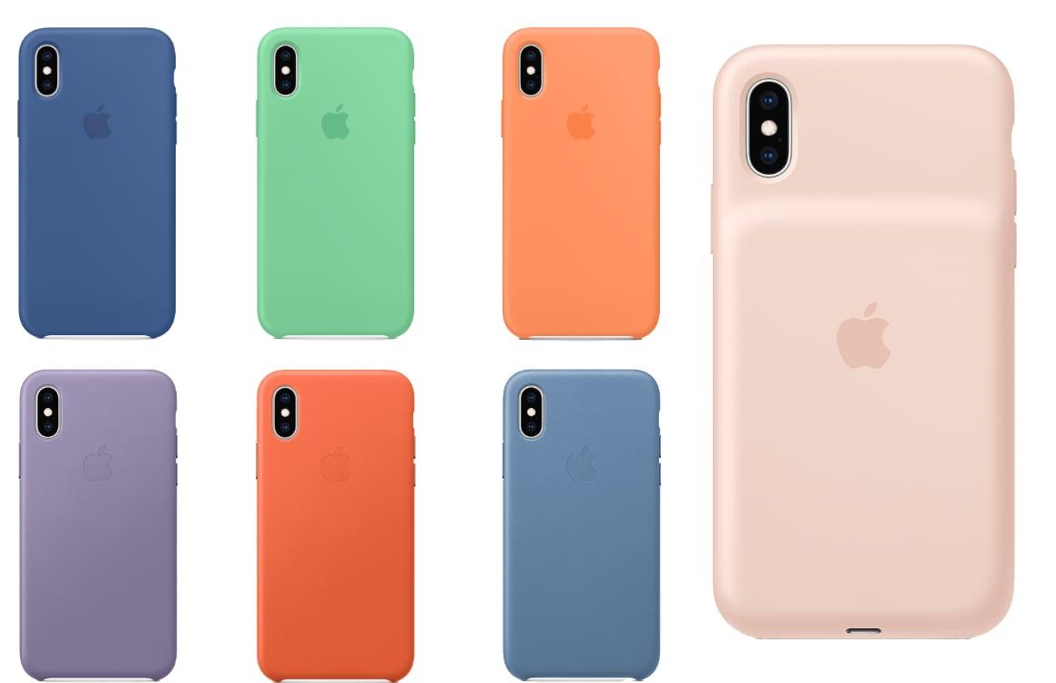 Apple lentecollectie