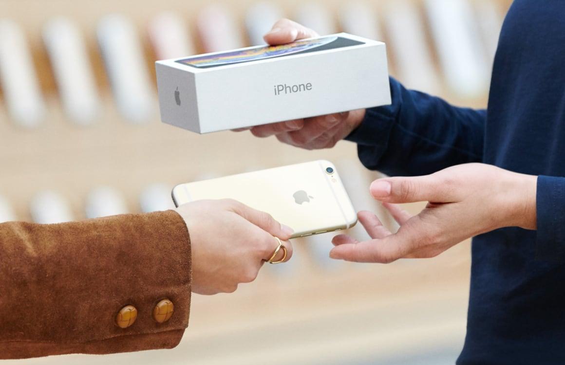Duurzame Dinsdag: bij deze partijen ruil jij je oude Apple-apparaat in