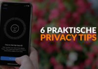 11 tips voor meer privacy en veiligheid op je iPhone