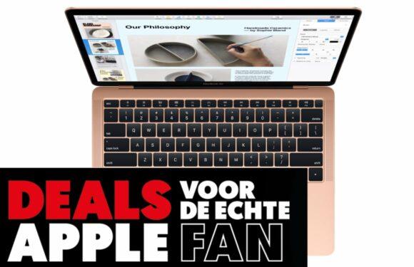 Apple-weekend bij MediaMarkt: korting op allerlei Apple-producten