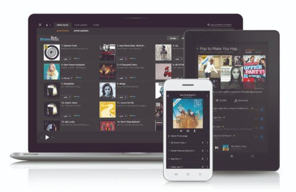 'Amazon werkt aan gratis concurrent voor Apple Music'