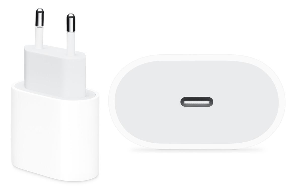 iPhone 2019 snelladen 18 Watt oplader
