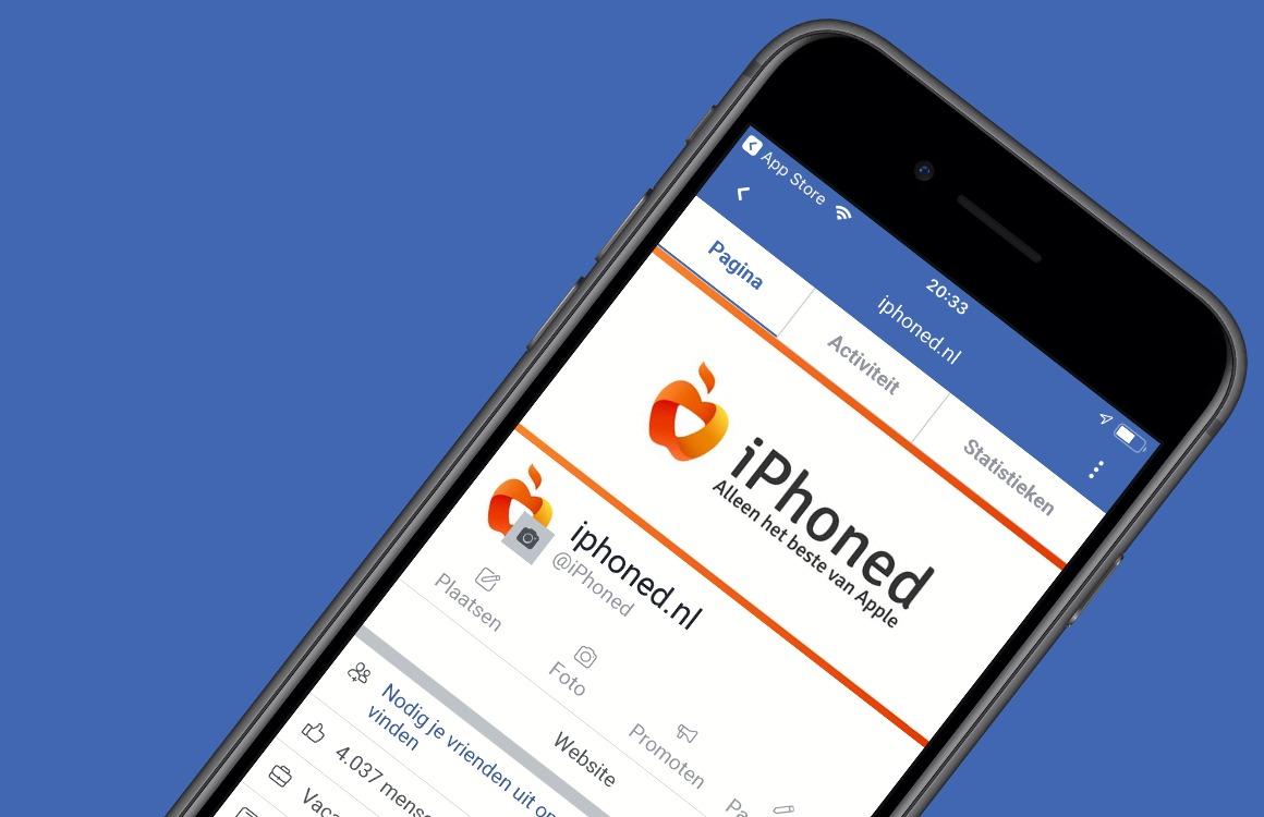 Zuinige Facebook Lite-app voor je iPhone nu ook in Nederland beschikbaar