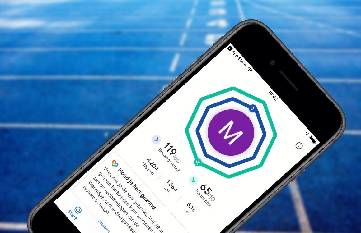 Google Fit nu beschikbaar voor iOS: zo werkt het