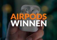 AirPods 2 winnen: iPhoned geeft de nieuwste AirPods weg, zo maak je kans!