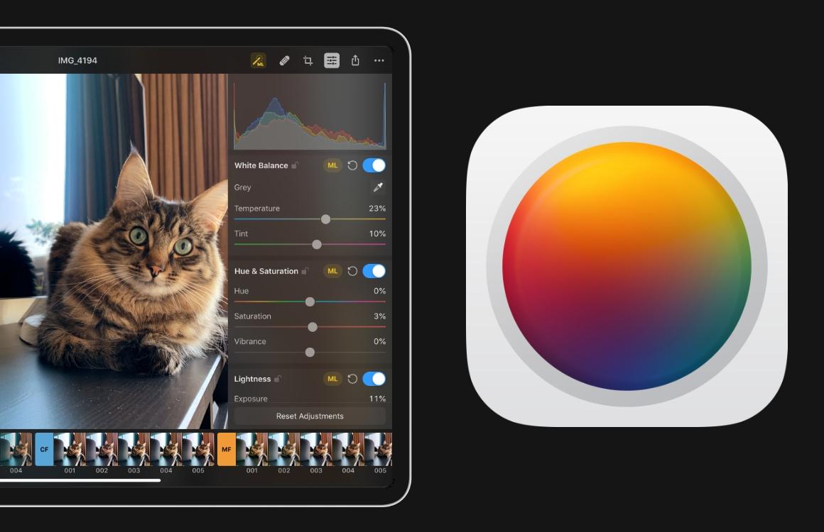 Pixelmator Photo review: het toegankelijke Photoshop-alternatief voor de iPad