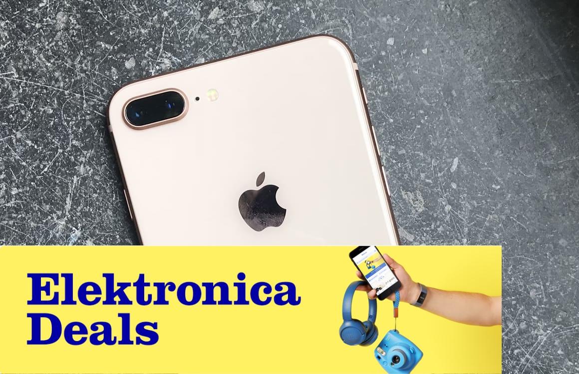 Korting op iPhone XR, MacBook Air en meer bij Bol.com-elektronicadeals