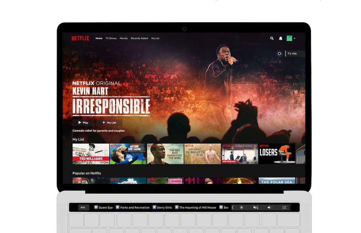 Clicker Netflix