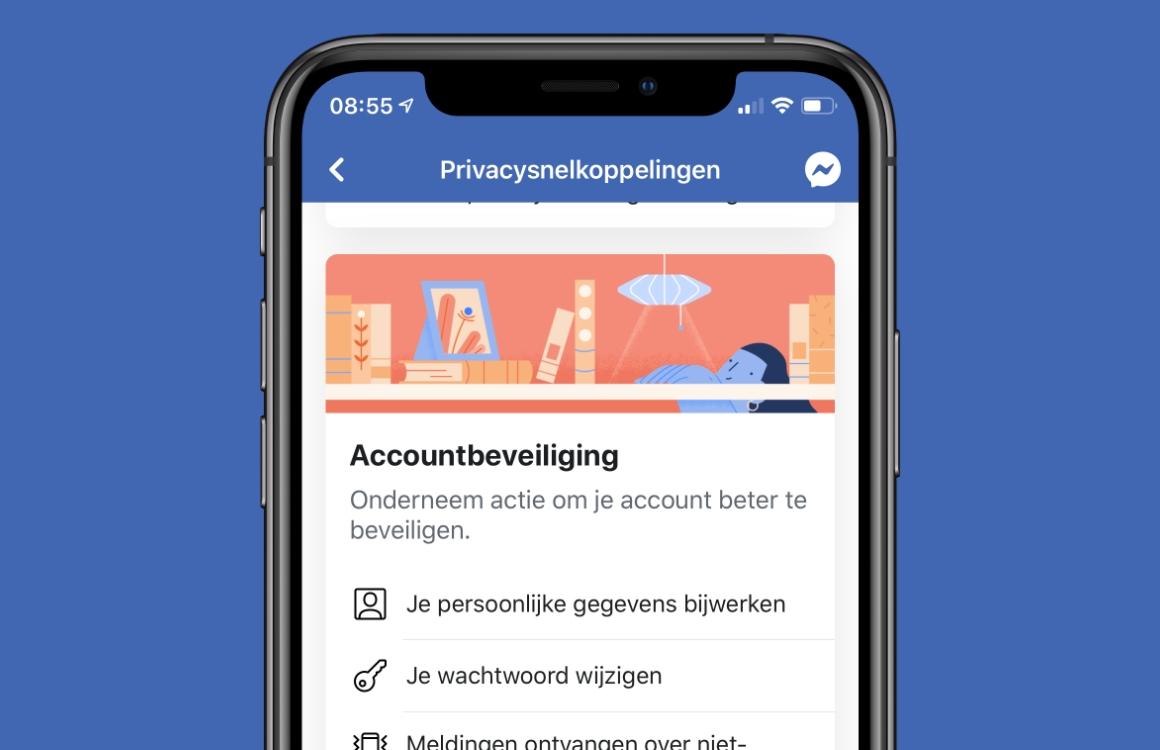 facebook en Instagram wachtwoorden gelekt