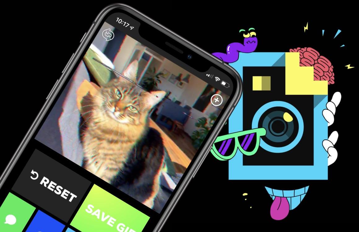Gifs maken met je iPhone: de 4 beste gratis apps op een rij